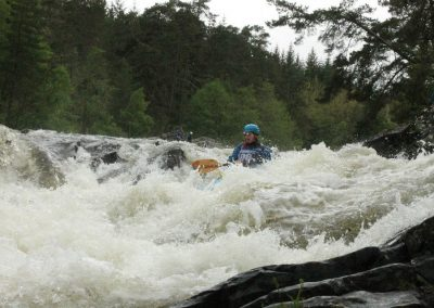 Moriston River Race 2 - Amy Morton