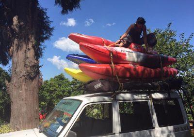 Boat Loading - Nic Underhill