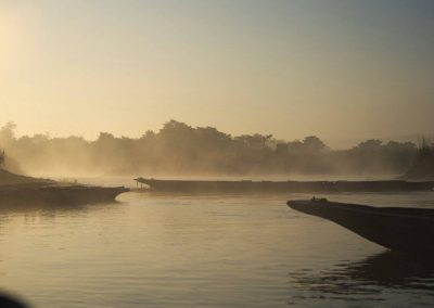 Chitwan morning - James Pattison