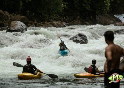 Down river start