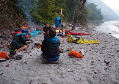 Karnali Camping - Nicole Portheim
