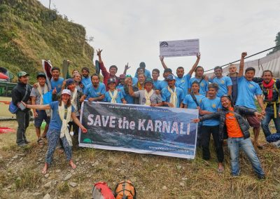 Save the Karnali - JIGImedia