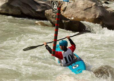 Seti Slalom - Steve Merrow