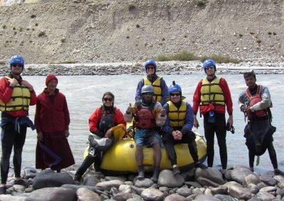 Zanskar Raft Trip